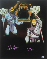 "Alan Oppenheimer Signed ""He-Man"" 16x20 Photo Inscribed ""Skeletor"" (Beckett COA) at PristineAuction.com"