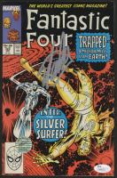 """Stan Lee Signed 1989 """"Fantastic Four"""" Issue #325 Marvel Comic Book (JSA COA & Lee Hologram)"""
