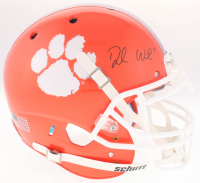 Deshaun Watson Signed Clemson Tigers Full-Size Authentic On-Field Helmet (JSA COA) at PristineAuction.com
