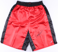 Randy Couture Signed UFC Trunks (Beckett COA) at PristineAuction.com