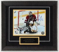 Tyler Seguin Signed Bruins 15.5x17.5 Custom Framed Photo Display (JSA COA)