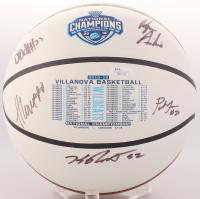 2015-16 National Champion Villanova Wildcats Logo Basketball Team-Signed by (5) with Daniel Ochefu, Ryan Arcidiacono, Henry Lowe, Kevin Rafferty, Patrick Farrell (JSA Hologram)) at PristineAuction.com