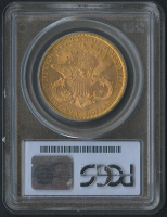 1894 $20 Liberty Head Double Eagle Gold Coin (PCGS MS 61) at PristineAuction.com