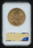 1894-S $20 Liberty Head Double Eagle Gold Coin (NGC MS 62) at PristineAuction.com