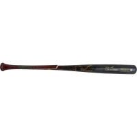 """Gary Sanchez Signed Game Used Victus Baseball Bat Inscribed """"2017 Game Used"""" (Steiner COA)"""