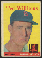1958 Topps #1 Ted Williams at PristineAuction.com