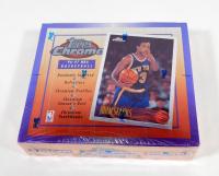 1996-97 Topps Chrome Basketball Hobby Box
