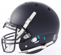 Odell Beckham Jr. Signed Giants Custom Matte Black Authentic On-Field Full-Size Helmet (JSA COA) at PristineAuction.com