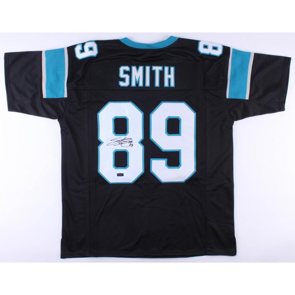 Steve Smith Sr. Signed Panthers Jersey (Radtke COA) | Pristine Auction