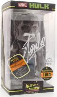 Stan Lee Signed Marvel Hikari Japanese Vinyl Funko Figurine (Radtke COA & Lee Hologram)