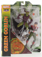 "Stan Lee Signed ""Green Goblin"" Marvel Select Action Figure (Radtke COA & Lee Hologram) at PristineAuction.com"