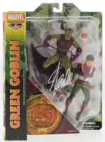 """Stan Lee Signed """"Green Goblin"""" Marvel Select Action Figure (Radtke COA & Lee Hologram)"""