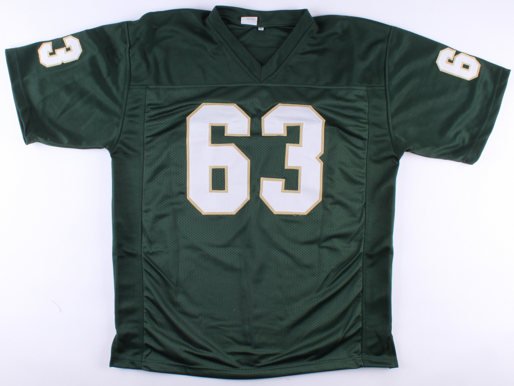 79082ea42df Mike Singletary Signed Baylor Bears Jersey Inscribed