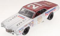 David Pearson Signed NASCAR #21 1971 Mercury Cyclone 1:24 Premium Diecast Car (PA COA) at PristineAuction.com