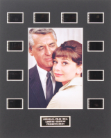 """""""Charade"""" Limited Edition Original Film/Movie Cell Display"""