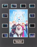 """""""Frozen"""" Limited Edition Original Film/Movie Cell Display"""