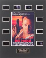 """Die Hard"" Limited Edition Original Film/Movie Cell Display"
