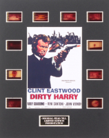 """""""Dirty Harry"""" Limited Edition Original Film/Movie Cell Display"""