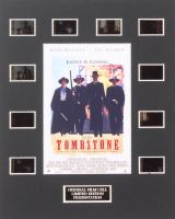 """""""Tombstone"""" Limited Edition Original Film/Movie Cell Display"""