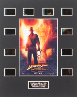 """""""Indiana Jones and the Kingdom of the Crystal Skull"""" Limited Edition Original Film/Movie Cell Display"""