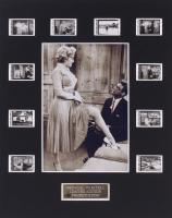 "Marilyn Monroe ""Monkey Business"" 8x10 Custom Matted Original Film Cell Display"