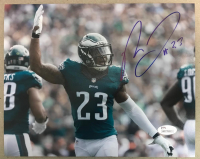 Rodney McLeod Signed Eagles 8x10 Photo (JSA COA) at PristineAuction.com