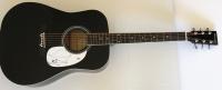 Steven Tyler Signed Full-Size Huntington Acoustic Guitar (PSA Hologram) at PristineAuction.com