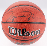 Michael Jordan Signed Basketball (PSA LOA & Upper Deck Hologram)