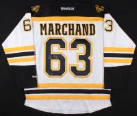 Brad Marchand Signed Bruins Jersey (Marchand Hologram & COA)