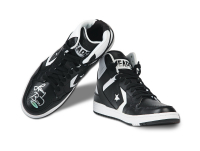 Larry Bird Signed Pair of (2) Converse Weapon 86 Basketball Shoes (UDA COA) at PristineAuction.com