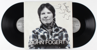 "John Fogerty Signed ""Wrote a Song for Everyone"" Vinyl Record Album Inscribed ""Rock On!"" (Beckett COA)"