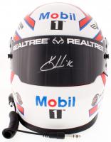 Kevin Harvick Signed 2018 NASCAR Mobil 1 Full-Size Helmet (PA COA)