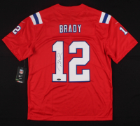 Tom Brady Signed Patriots Jersey (TrisStar Hologram)