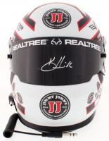 Kevin Harvick Signed 2018 NASCAR Jimmy Johns Full-Size Helmet (PA COA)