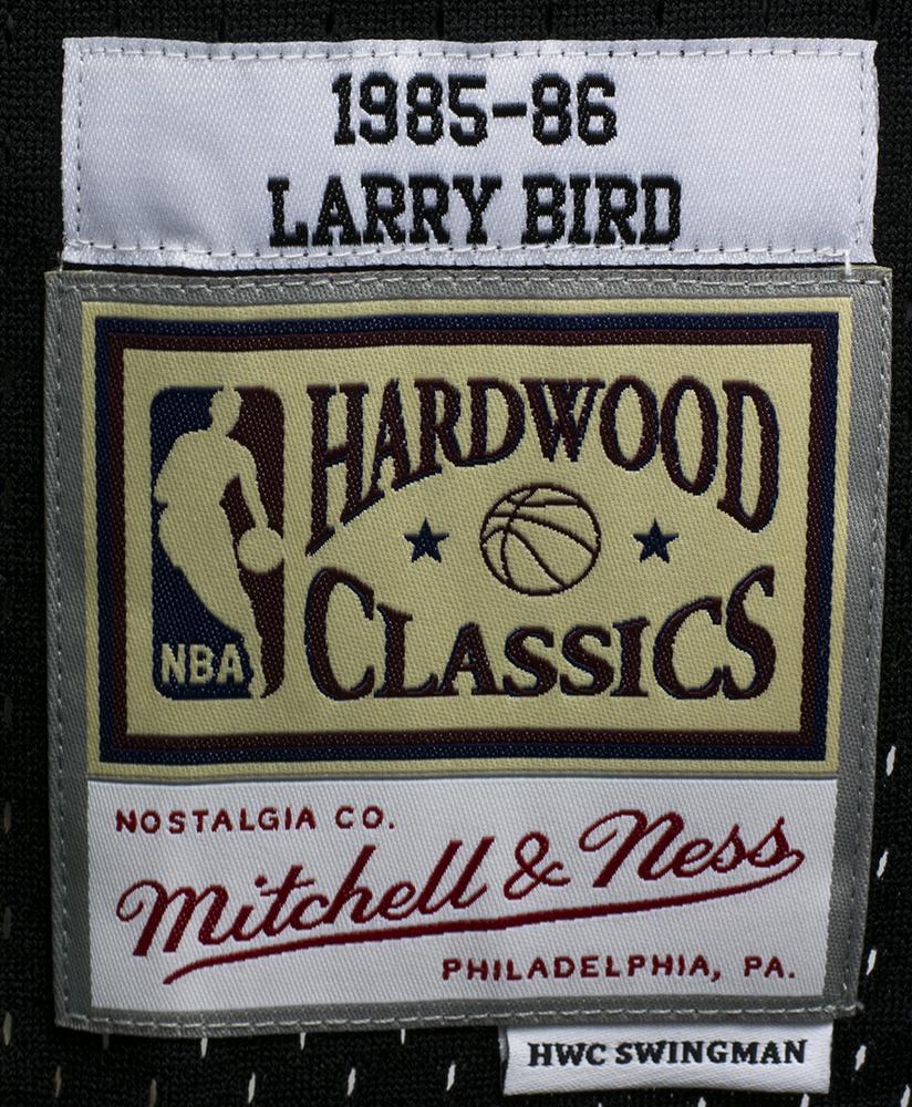 b429da41d88 Larry Bird Signed Celtics Mitchell   Ness Jersey (Beckett COA   Bird  Hologram) at