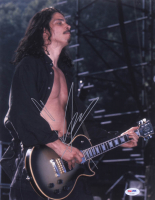 Chris Cornell Signed 11x14 Photo (PSA Hologram) at PristineAuction.com