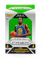 2018-19 Panini Prizm Basketball 20x Box BLASTER Retail CASE 6 Packs/Box