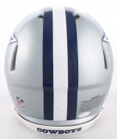 Tony Romo Signed Cowboys Full-Size Authentic On-Field Speed Helmet (JSA COA) at PristineAuction.com