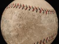Babe Ruth Signed OAL Baseball (PSA LOA)