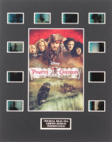 """""""Pirates of the Caribbean:  Dead Man's Chest"""" Limited Edition Original Film/Movie Cell Display"""