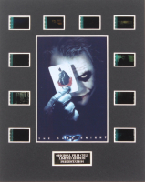 """The Dark Knight"" Limited Edition Original Film/Movie Cell Display"