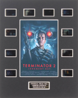 """""""Terminator 2: Judgment Day"""" Limited Edition Original Film/Movie Cell Display"""