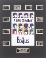 """""""The Beatles: A Hard Day's Night"""" Limited Edition Original Film/Movie Cell Display"""