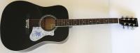 Travis Barker Signed Full-Size Acoustic Guitar (PSA COA) at PristineAuction.com