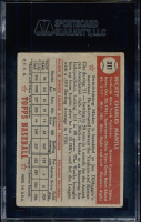 """""""1952 TOPPS BASEBALL PACK"""" - Mystery Box - 1 or 2 CARDS PER PACK MANTLE / MAYS! at PristineAuction.com"""