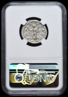 244-249 AD Roman Empire Philip I AR (Silver) Double-Denarius (4.34g) rv Pax Advancing (NGC Ch AU) Strike: 5/5, Surface: 4/5 at PristineAuction.com