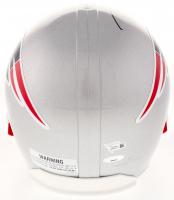 Tom Brady Signed Patriots Full-Size Helmet (Tristar Hologram & Fanatics Hologram) at PristineAuction.com