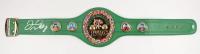 Floyd Mayweather Jr. Signed Full-Size WBC Heavyweight Championship Belt (Beckett Hologram)