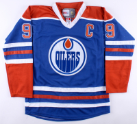 Wayne Gretzky Signed Oilers Captain Jersey (Beckett LOA) at PristineAuction.com