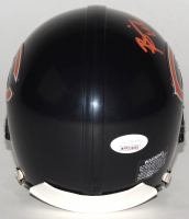 "Brian Urlacher Signed Bears Mini Helmet Inscribed ""HOF 2018"" (JSA COA) at PristineAuction.com"
